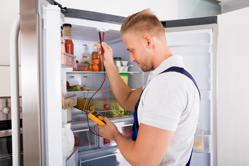 Sử tủ lạnh tại nhà