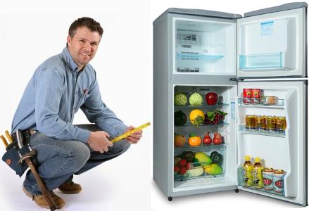 Tủ lạnh bị hỏng do nhiều nguyên nhân khác nhau