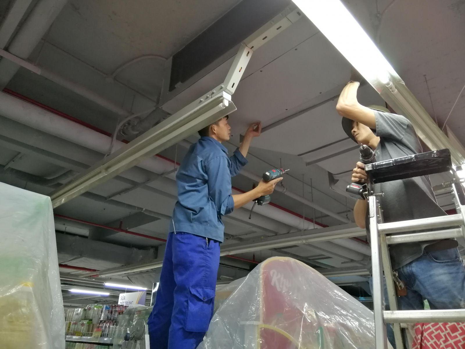 chuyên thi công lắp đặt hệ thống lạnh uy tín