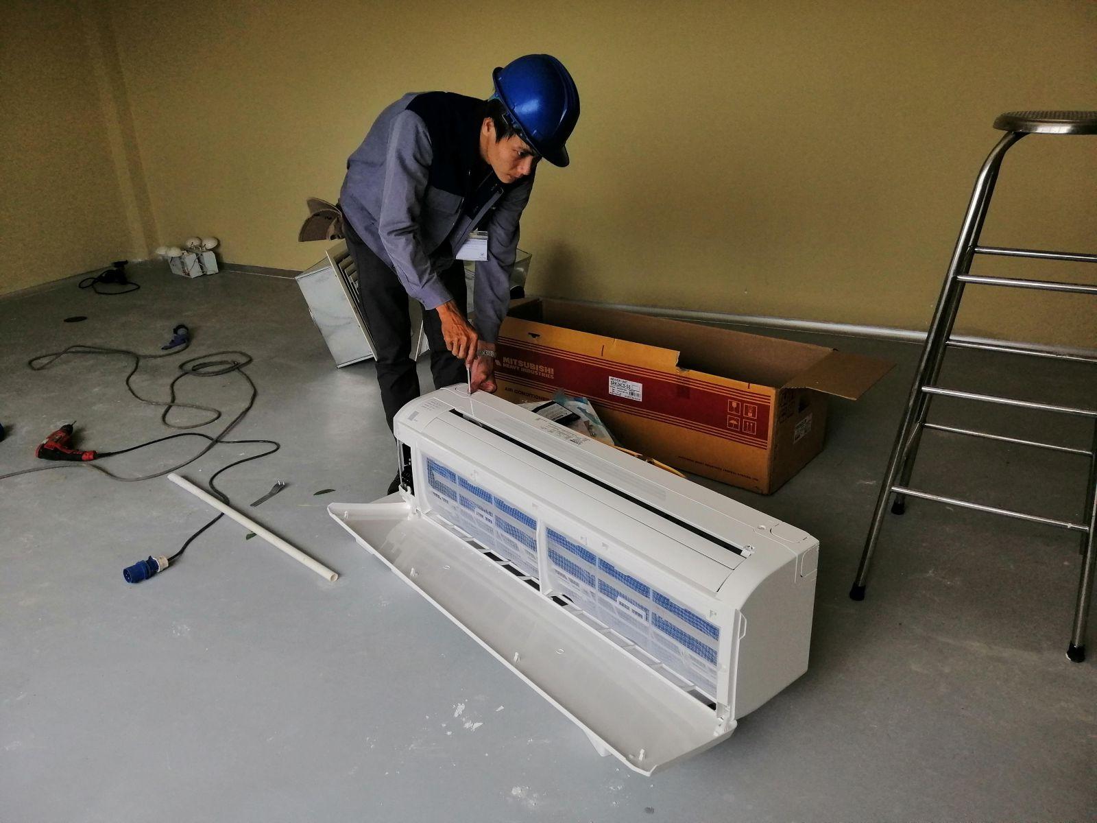 Cơ sở sửa chữa điện lạnh uy tín tại quận 8