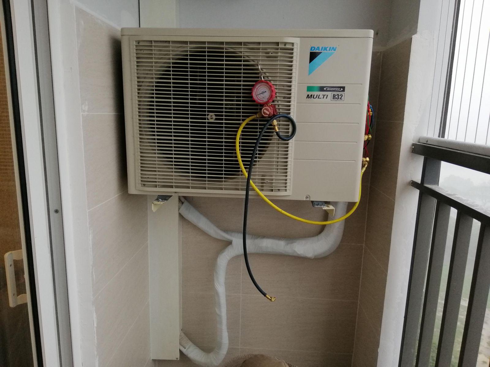 bơm gas máy lạnh sài gòn