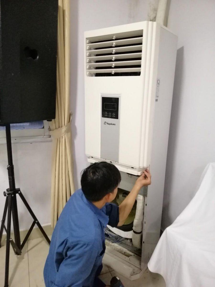 dịch vụ sửa máy lạnh sài gòn