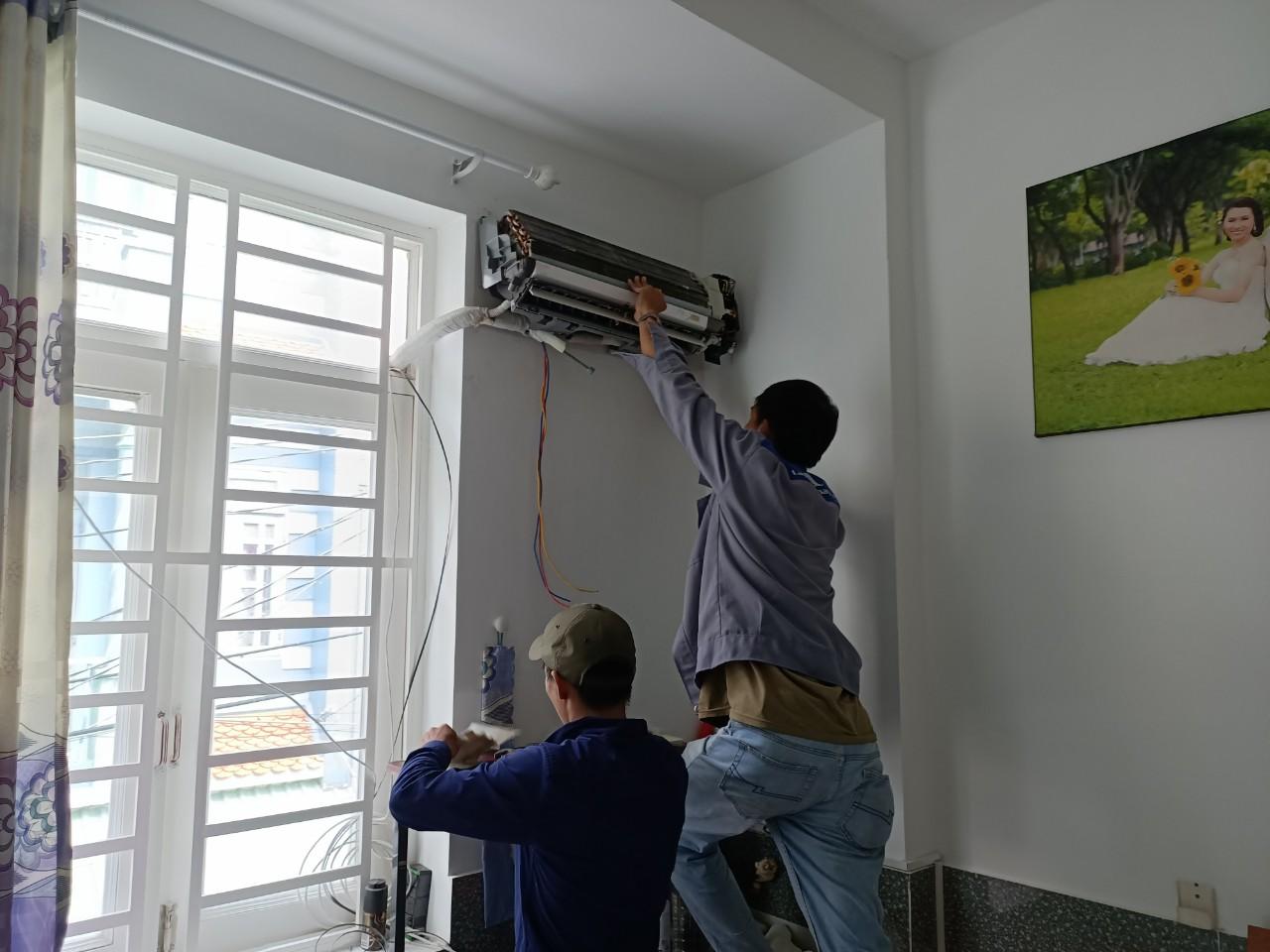 Địa chỉ sửa máy lạnh TP. Hồ Chí Minh uy tín