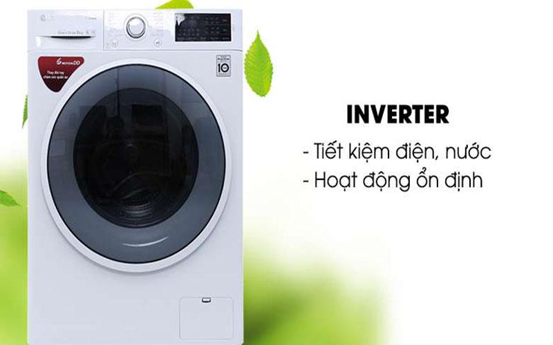 máy giặt LG inverter