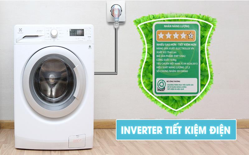 Đặt trưng của dòng máy giặt electrolux