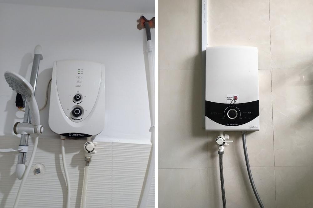 sửa máy nước nóng tại nhà