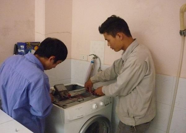 Sửa máy giặt Samsung uy tín tại TP. Hồ Chí Minh